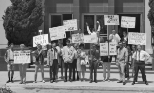 UC San Diego's First Demonstration (1965)