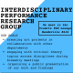 Group logo of Interdisciplinary Performance Research Group